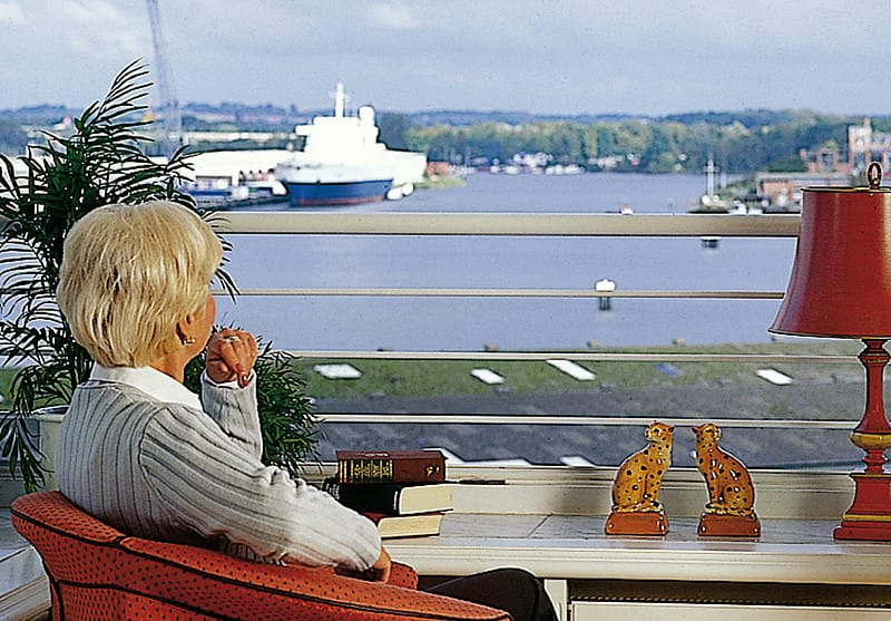 Betreutes Wohnen im Alter – Ausblick aus der Residenz
